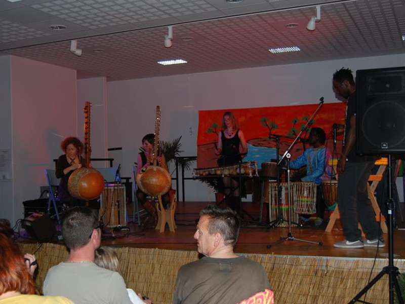 Groupe Mandingue