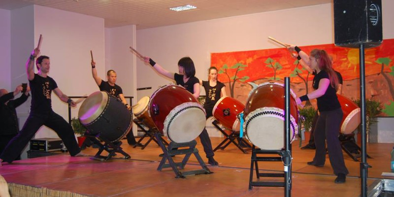 Paris Taiko Ensemble