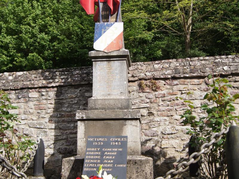 Monument aux morts de Bully