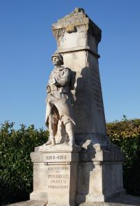 monument aux morts de Feuguerolles-sur-Orne