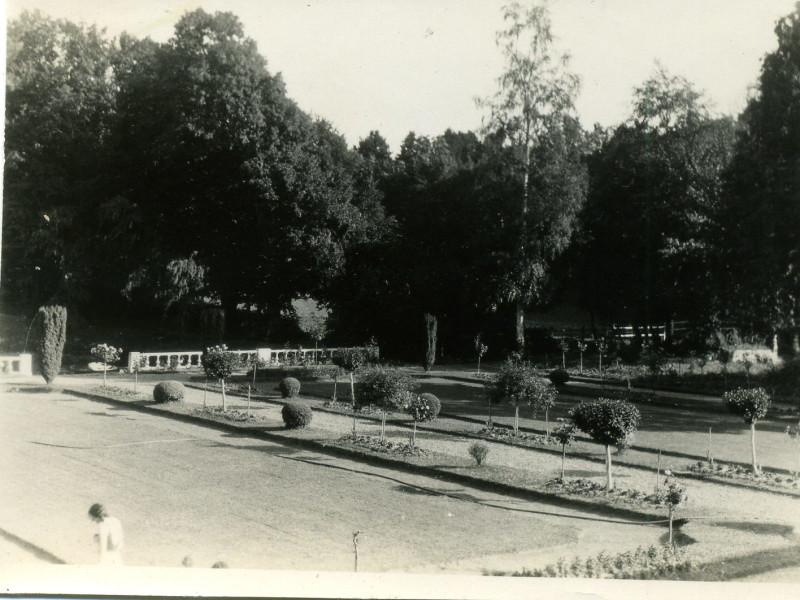 coin jardin - 1931