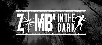 logo zomb in the dark